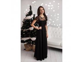 Společenské Šaty CATHERINE BLACK