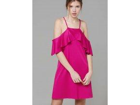 Letní šaty PINK FIRA