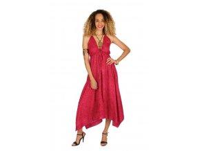 Letní dlouhé šaty SELMA
