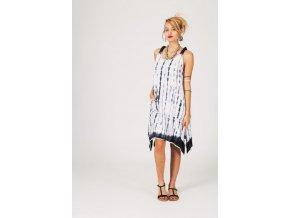 Letní šaty BATIKA WHITE