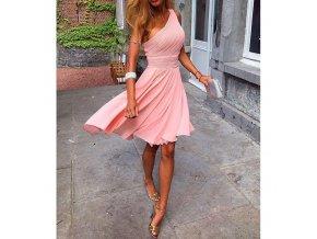 Společenské Šaty KATIA Růžové