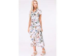 Letní košilové šaty SIMON