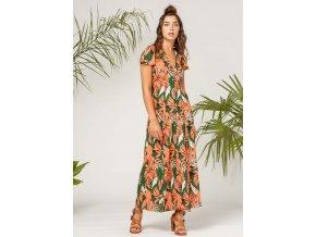 Dlouhé letní šaty FORESTA