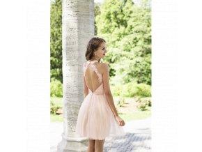 Dámské Šaty PAULINE růžové