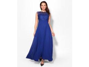 Společenské  Šaty SAVINA modré