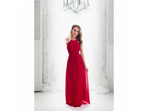 Společenské Šaty ASTRID červená