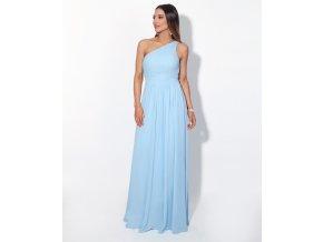 Společenské Šaty ELSIE světle modré