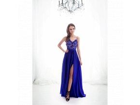 Společenské Šaty TATIANA tmavě modré
