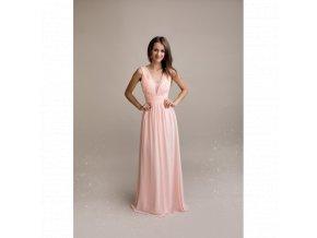 Společenské Šaty IRIS růžové