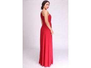 Společenské šaty ELISA červené