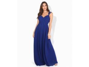 Společenské Šaty CHERYL královská modrá