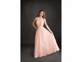 Šaty pro družičky SALLY růžové
