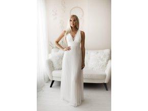 Svatební šaty MARGOT bílé
