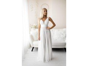 Svatební šaty SELENE bílé