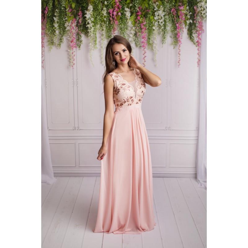 Společenské Šaty ESTHER PINK Barva: Růžová, Velikost: S