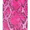Letní mini šaty růžové