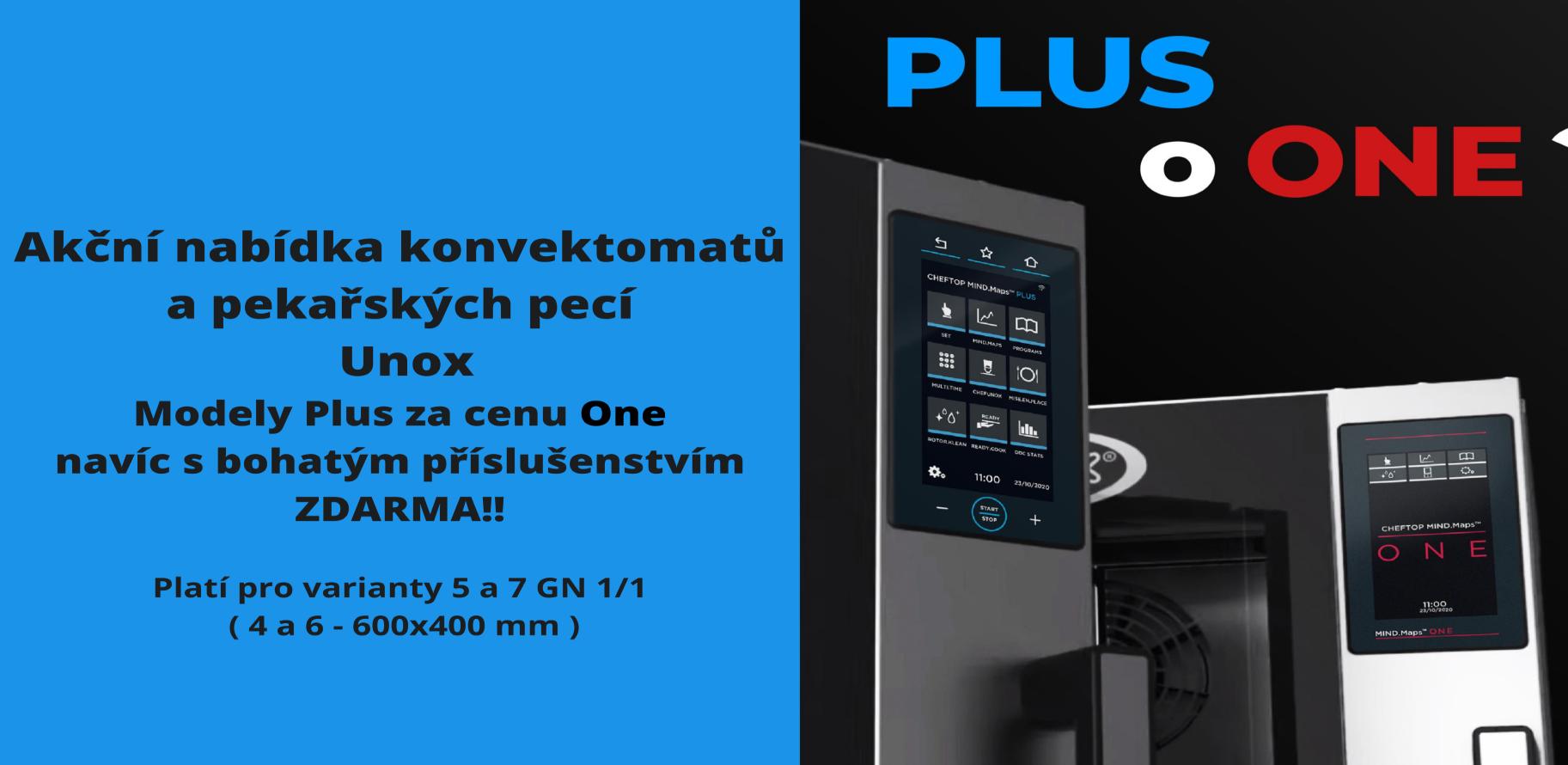 Konvektomatya pece Unox Plus za cenu One