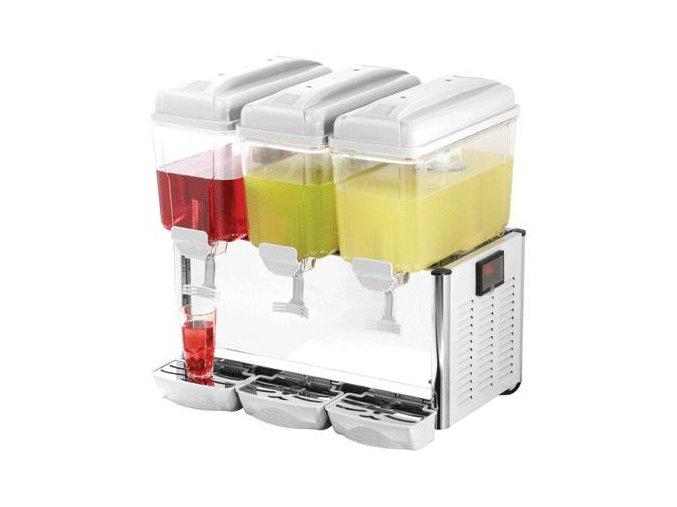 Výrobník a vířič chlazených nápojů C 3S