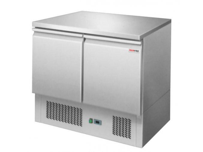 Stůl chladicí dvoudvéřový ST- 902