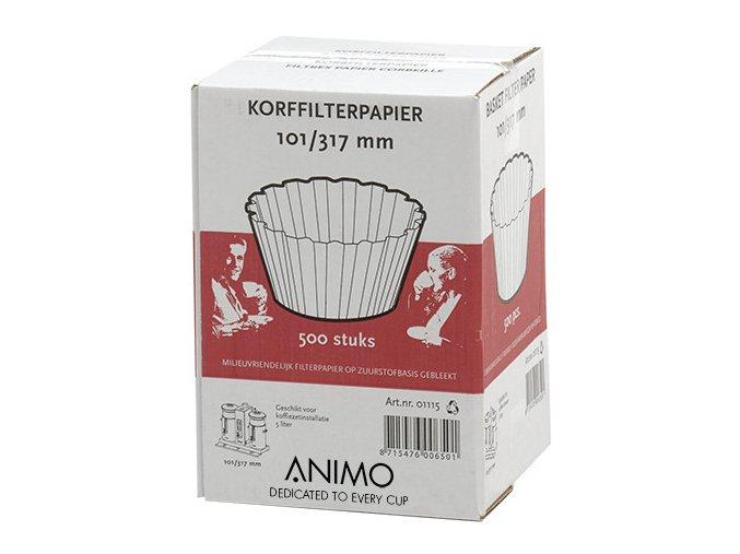 Animo Filter Paper Box 101 317