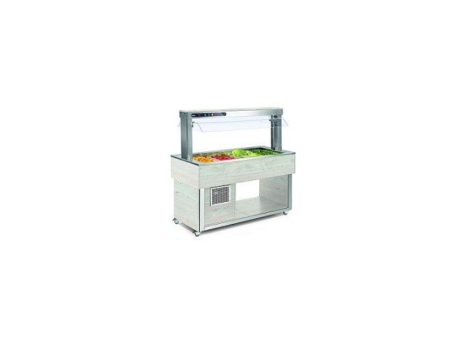 Chladicí vitrína TR Green 4