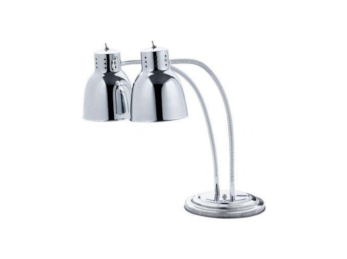 Infra lampa Flexi dvojitá