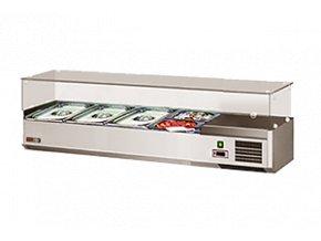 Chladicí pizza vitrína VSCH-120