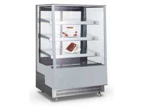 Chladicí vitrína cukrářská NORDline ARC 400L