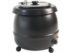 Kotlík na polévku elektrický-černý