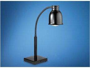 Infra lampa Scholl černá