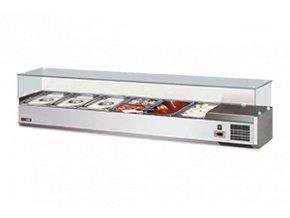 Chladicí pizza vitrína VCH 3150