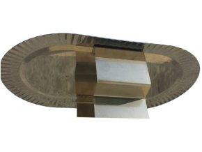 Nerezová stříška na ventilační šachtu