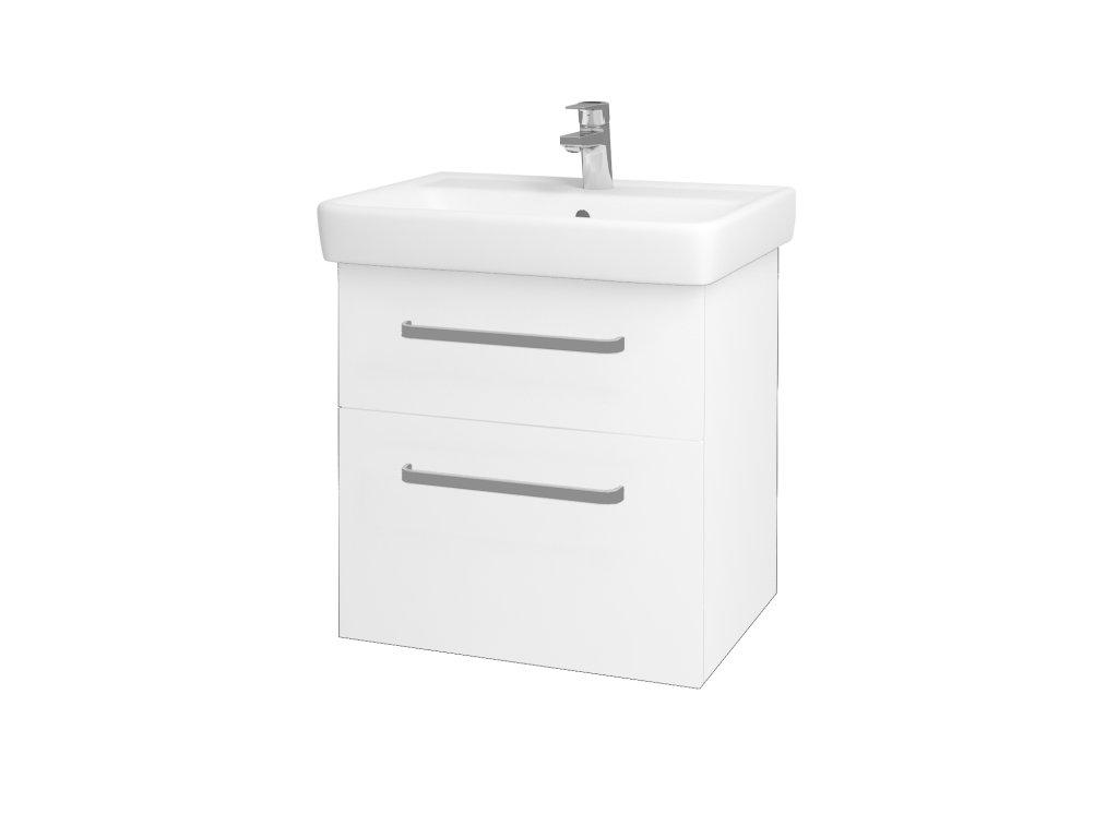 Dřevojas Koupelnová skříň Q MAX SZZ2 60