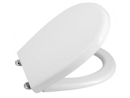 Sapho WC sedátko, duroplast, bílá (serie Sentimenti, Soluzione) 40D30100I