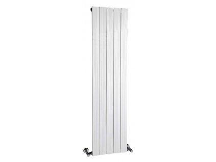 Otopné těleso / radiátor / topný žebřík: SAPHO MIMOSA hliníkové otopné těleso 370 x 1500, 585W, bílá RAL9016 HL100 od značky Sapho. Série: Mimosa. Šířka: 370 mm. Výška: 1500 mm. Výkon: 585 W. Barva: Bílá. Materiál: Hliník. Možnost vytápění: Kombinované vytápění. Doporučená topná tyč o výkonu: 500 W. Doporučené umístění: Koupelna. Rozměry (šxv): 370 x 1500 mm. Rozteč připojení přesně: 460 mm. Styl: Designový. Tvar: Designový, Tvar I. Výbava: Držák ručníků: doplňková výbava.