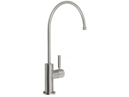 REITANO Ventil na filtrovanou vodu, výška 315 mm, nerez satin DERBY - Vodovodní baterie > Dřezové baterie