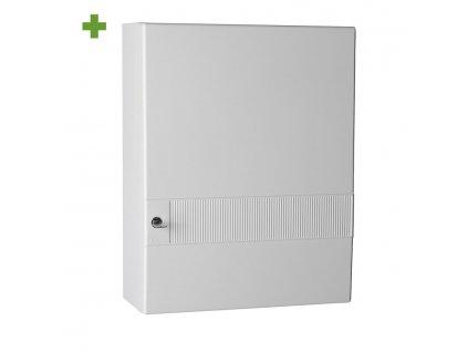 SAPHO SIEPER domácí lékárnička 35x45x15cm, bílá plast 2888310