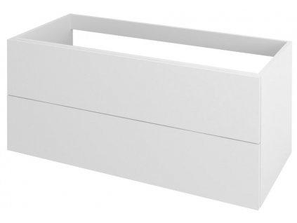 Sapho TREOS umyvadlová skříňka 110x53x50,5cm, bílá mat (TS110) - TS110-3131