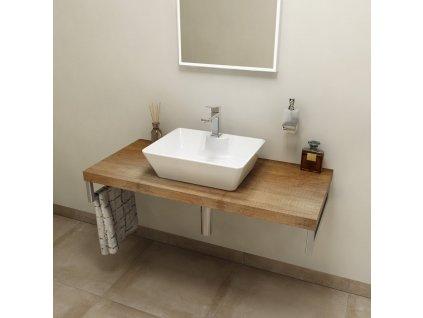 SAPHO AVICE deska 60x50cm, old wood AV068