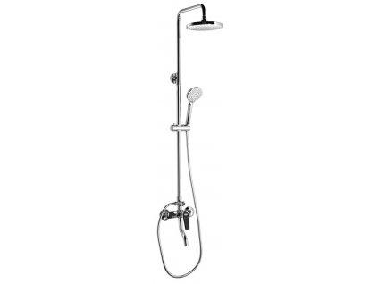 AQUALINE LOTTA sprchový sloup s výtokovou hubicí, chrom, 2. jakost LT680-II