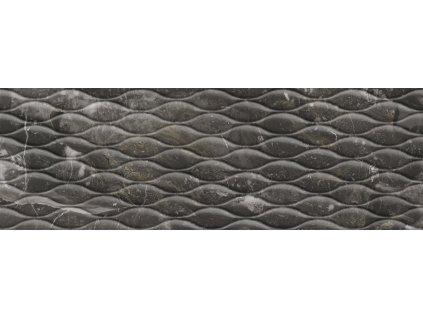 NEBULA Grill Black 30x90 (bal=1,08m2) od výrobce Azteca. Série: NEBULA. Styl: . Rozměry: 30x90 cm. Balení: 1,0800 m2. Materiál: keramika. Barva: . Použití: obklad. Povrch: lapované. Umístění: . Produkt z kategorie: Obklady a dlažby > Dekorativní obklady. <p>Z důvodu zvýšených nákladů na logistiku obkladů a dlažeb je <strong>minimální hodnota celkové objednávky 15.000 Kč</strong> (hodnota objednávky je součet všech objednaných produktů).</p>