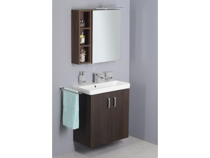 SAPHO Koupelnový set THEIA 66, borovice rustik KSET-021