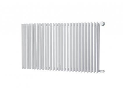 Otopné těleso / radiátor / topný žebřík: Isan Antika Double radiátor do koupelny HORIZ. 576/1800 9016 DAND05761800SK01-0101 od značky Isan. Série: Melody, Antika cube. Šířka: 1800 mm. Výška: 576 mm. Barva: Bílá. Materiál: Ocel. Možnost vytápění: Ústřední vytápění. Doporučené umístění: Koupelna nebo chodba. Rozměry (šxv): 1800 x 576 mm. Styl: Designový a moderní. Váha: 77 kg.