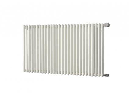 Otopné těleso / radiátor / topný žebřík: Isan Aruba Double radiátor do koupelny HORIZONTAL 576/1400 9016 DARD05761400SK01-0101 od značky Isan. Série: Melody, Aruba. Šířka: 1400 mm. Výška: 576 mm. Barva: Bílá. Materiál: Ocel. Možnost vytápění: Ústřední vytápění. Doporučené umístění: Koupelna nebo chodba. Rozměry (šxv): 1400 x 576 mm. Styl: Designový a moderní. Váha: 31,5 kg. Instalace: Horizontálně.