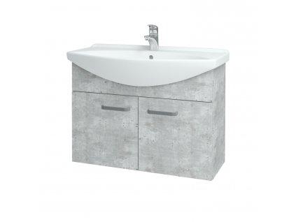 Dřevojas Koupelnová skříň TAKE IT SZD2 85