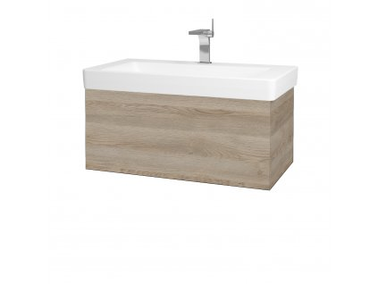 Dřevojas Koupelnová skříň VARIANTE SZZ 85