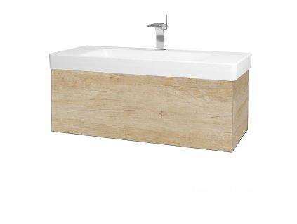 Dřevojas Koupelnová skříň VARIANTE SZZ 105