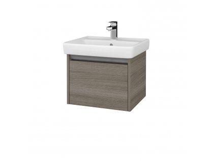 Dřevojas Koupelnová skříň BONO SZZ 55 (umyvadlo Q)