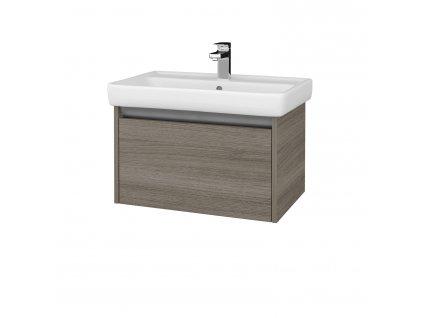 Dřevojas Koupelnová skříň BONO SZZ 70 (umyvadlo Q)