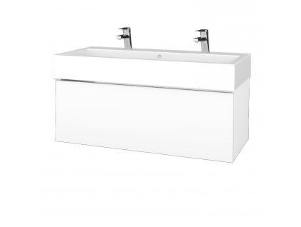 Dřevojas Koupelnová skříňka VARIANTE SZZ 100